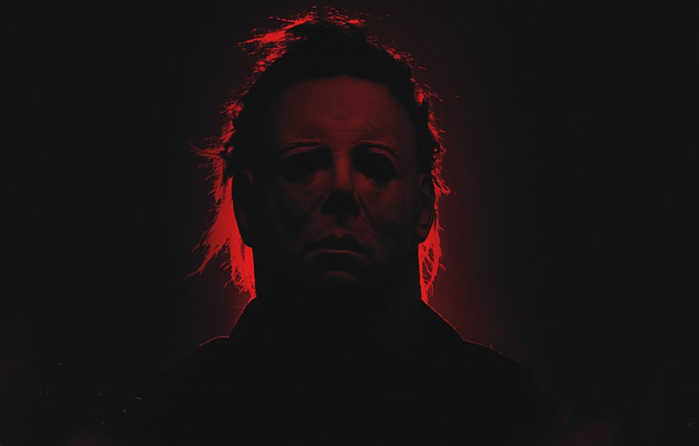 Photo wallpaper Halloween, horror, man, 2007, fear, assassin, mask, terror, Michael Myers, Tyler Mane, John Carpenter, Rob …