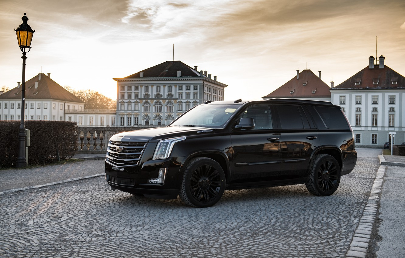Photo wallpaper Cadillac, Escalade, Escalade, a Cadillac