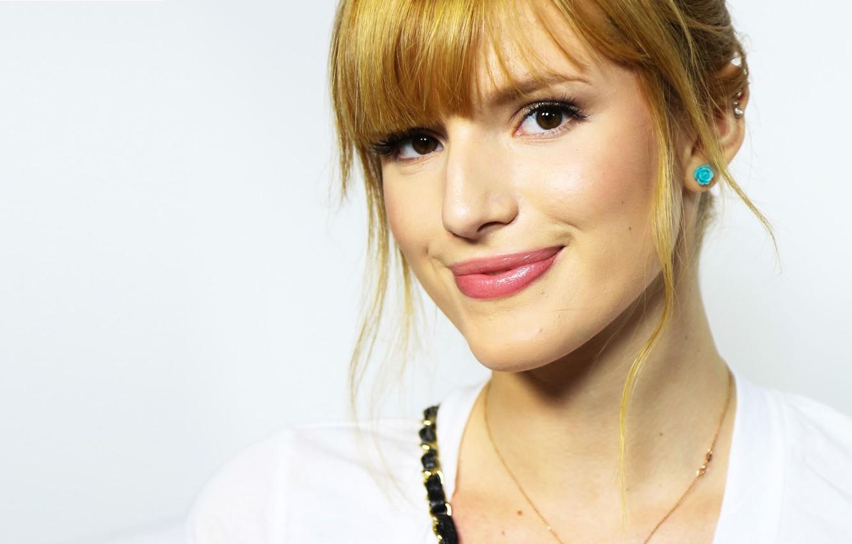 Wallpaper Face Actress Singer Bella Thorne Bella Thorne