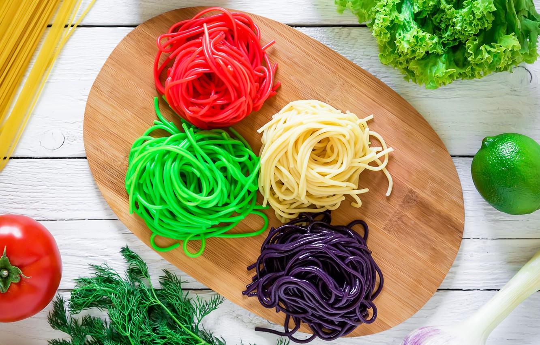 Wallpaper Dill Lime Vegetables Tomato Spaghetti Color Lettuce