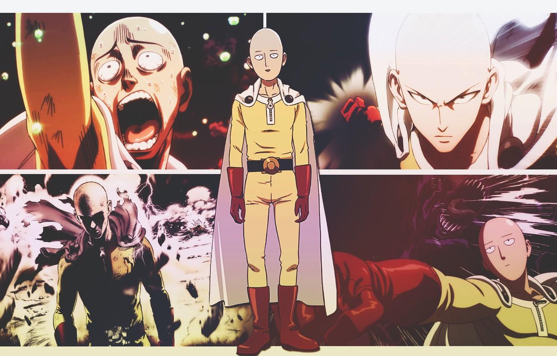 Wallpaper Anime One Punch Man Saitama Images For Desktop