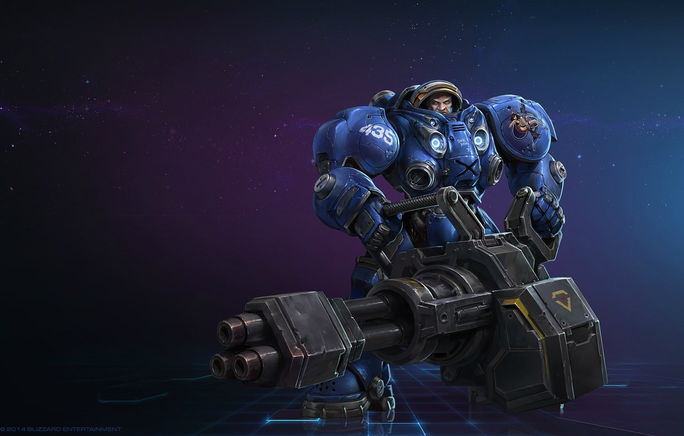 Photo wallpaper space, weapons, the game, warrior, art, costume, invader