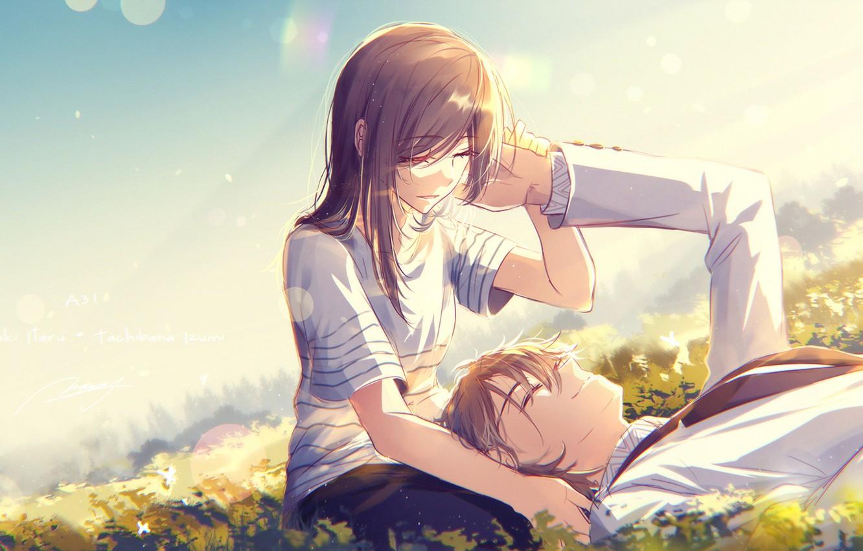 Romantic Anime Wallpaper Wallpapers Sensei