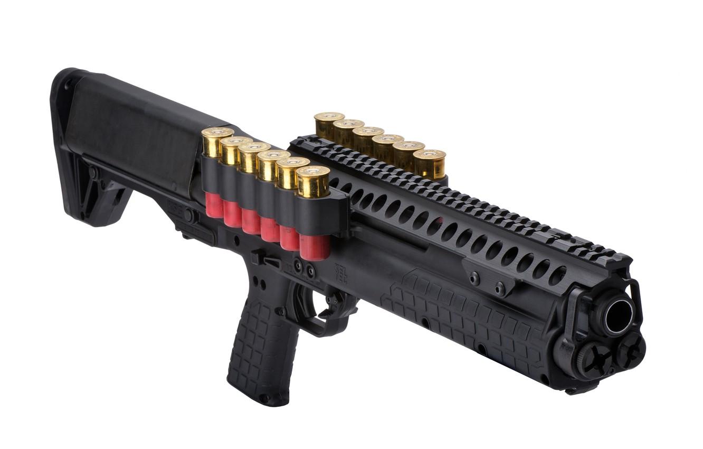 Photo wallpaper gun, weapon, shotgun, ammunition, Kel-Tec KSG, Kel-Tec, 12 gauge, KSG