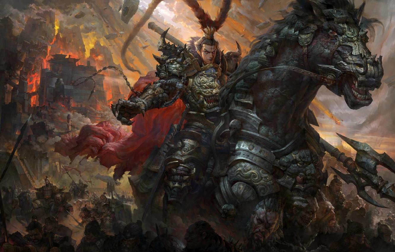 Fantasy Army Artwork