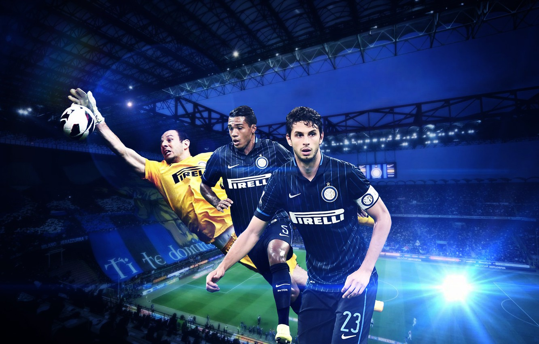 Wallpaper Wallpaper Sport Stadium Football San Siro Inter Milan Players Images For Desktop Section Sport Download