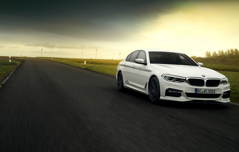 Photo wallpaper BMW, tuning, AC Schnitzer, ACS5