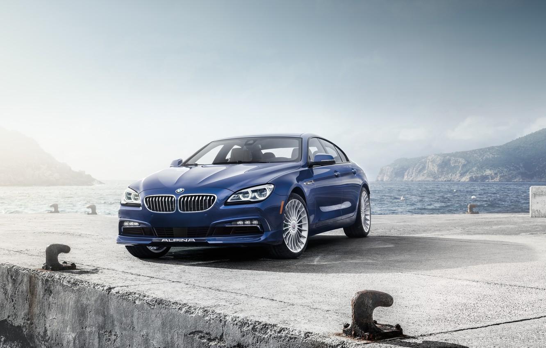 Photo wallpaper BMW, xDrive, ALPINA, GranCoup
