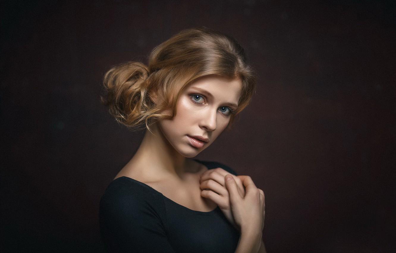 Photo wallpaper makeup, sponge, the beauty, Lisa, Elizabeth Podoynikova