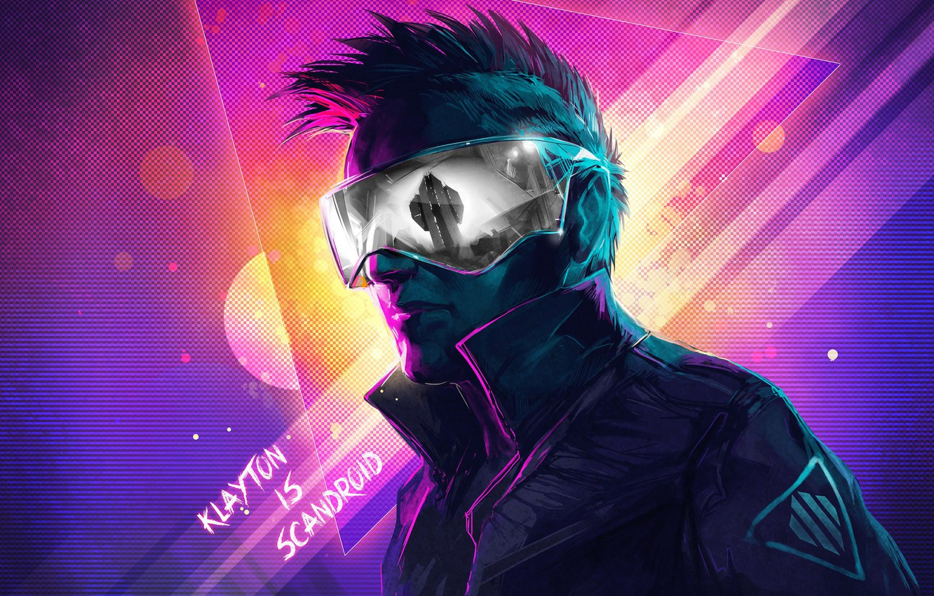 Wallpaper Pink Neon Monochrome Guy Celldweller Scandroid Images For Desktop Section Muzyka Download