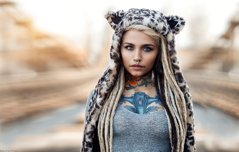 tattoos, piercings, Felisja Foam