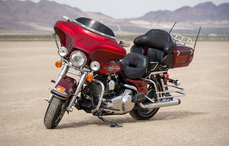 Photo wallpaper style, bike, Harley-Davidson