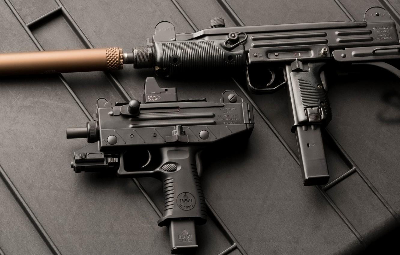 Wallpaper Weapons Weapon Uzi Ultrasound Gun Machine Gun