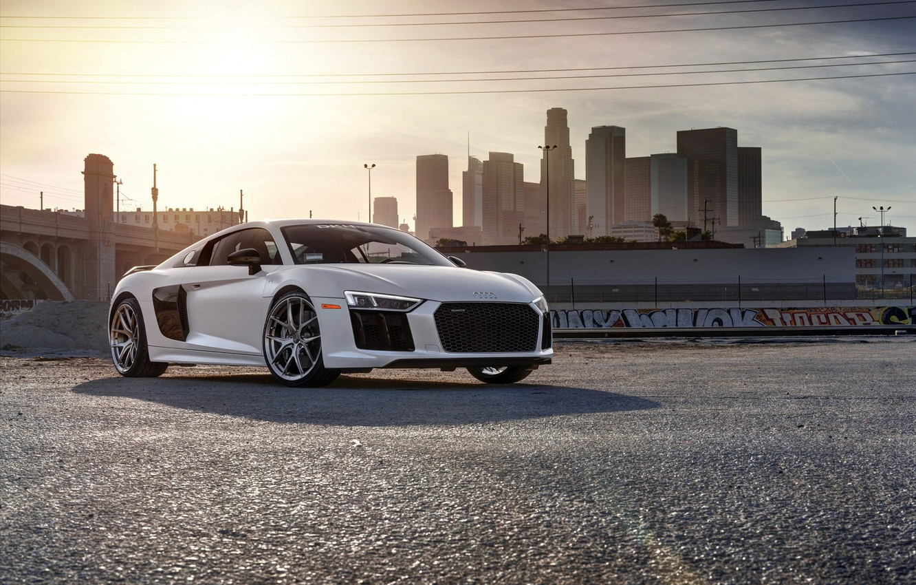 Photo wallpaper Audi, Ultimate, Forged, Series