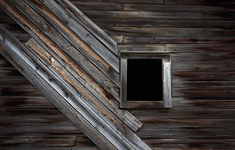 Photo wallpaper house, wall, window