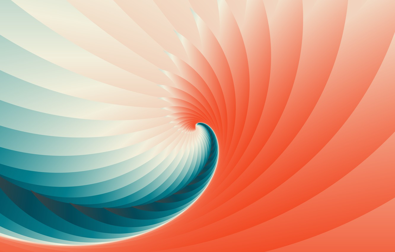 Photo wallpaper abstraction, geometry, Abstract, background, swirl, geometrical, concentric