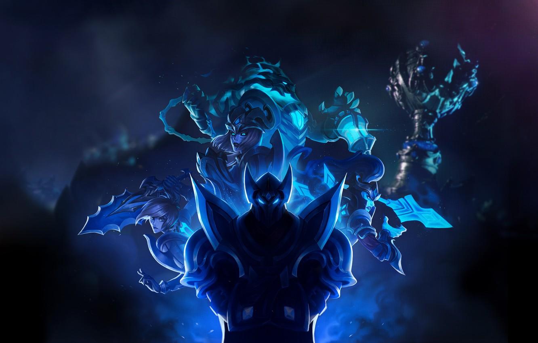 Wallpaper Art Championship League Of Legends Shyvana Lol