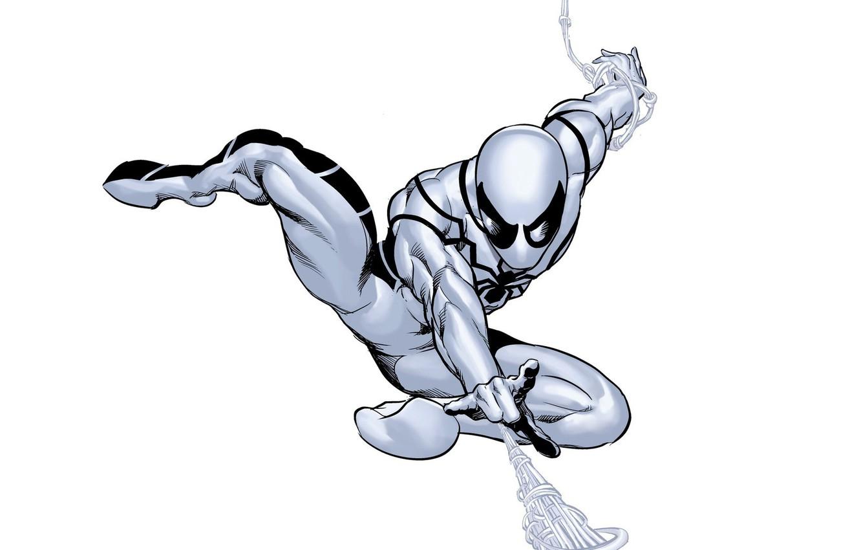 Photo wallpaper comic, Spider-man, Marvel Comics, Fantastic Four, Spider-Man, Fantastic four, Peter Packer