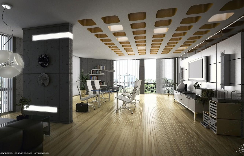 neoscopic office space pomeshchenie dizain