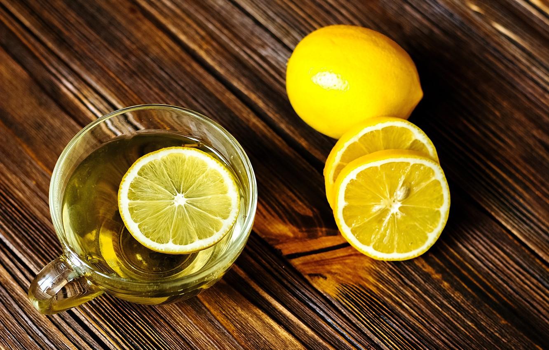 Wallpaper Glass Tree Lemon Tea The Sweetness Morning Cup