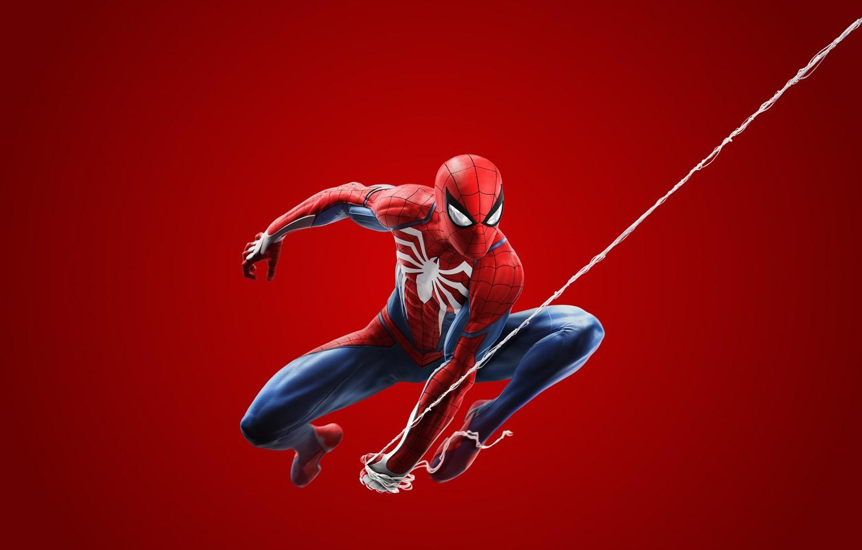 Photo wallpaper 2018, Spider Man, ps4, Insomniac