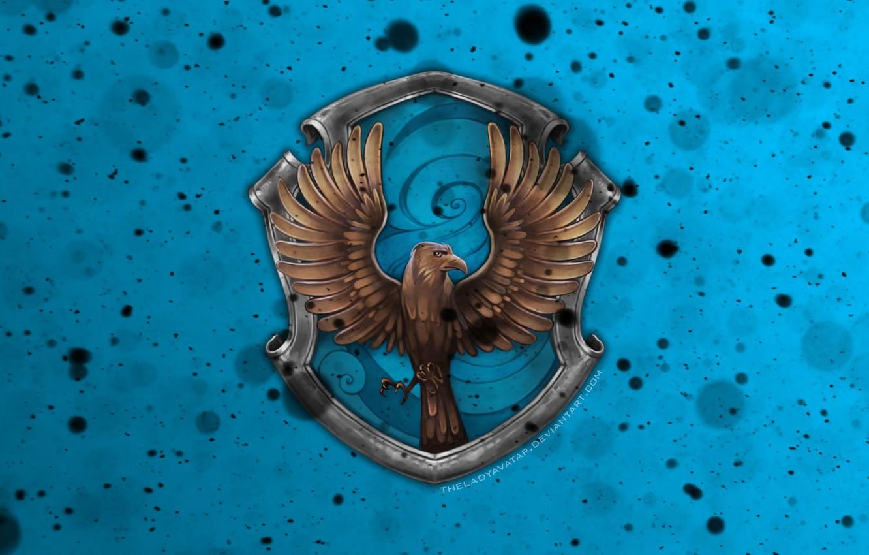 Wallpaper eagle, Harry Potter, coat of