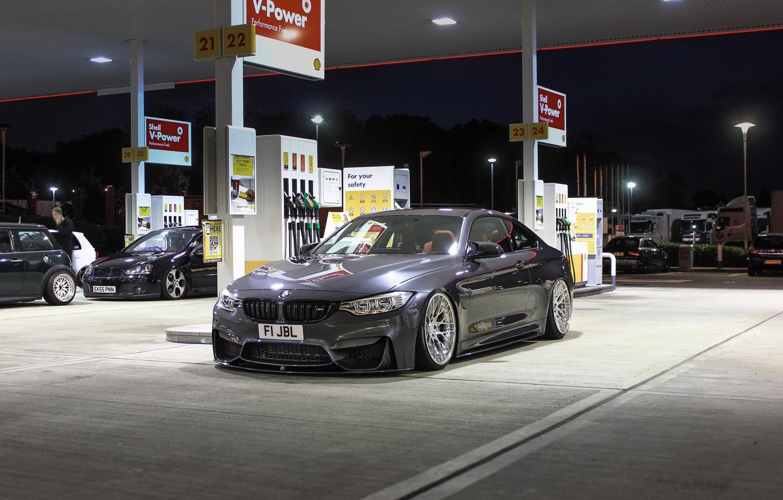 Photo wallpaper bmw, BMW, 4series
