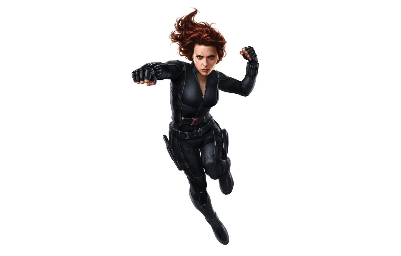 Wallpaper Scarlett Johansson Costume Actress Hero