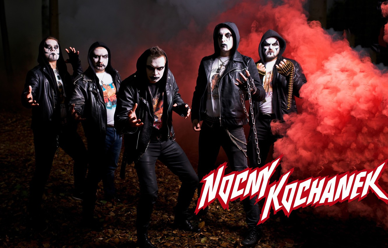 Photo wallpaper Poland, Russia, Lover, Night Lover, Night, Hewi Metal, The Traitor Metal