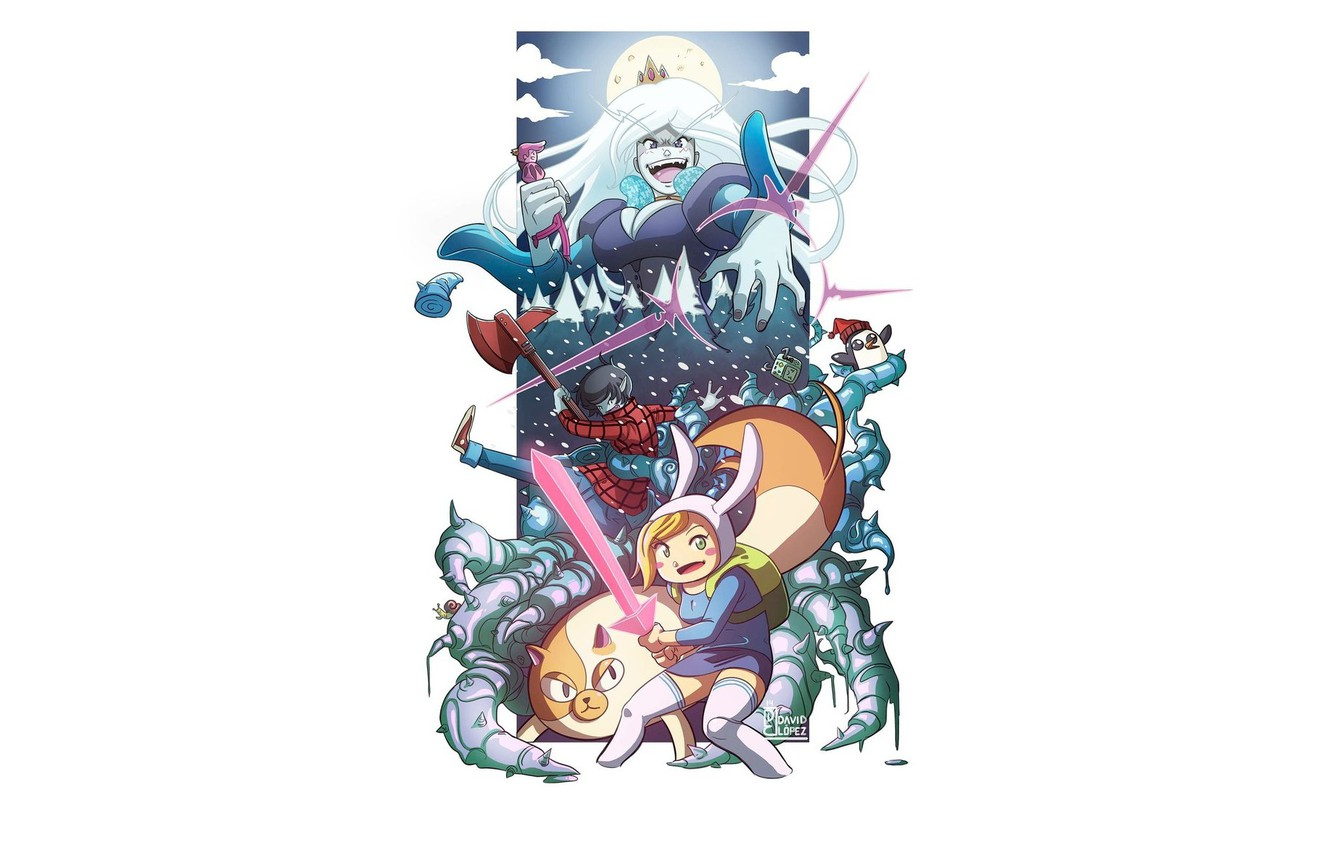 Wallpaper Adventure Time Adventure Time Cartoon Network