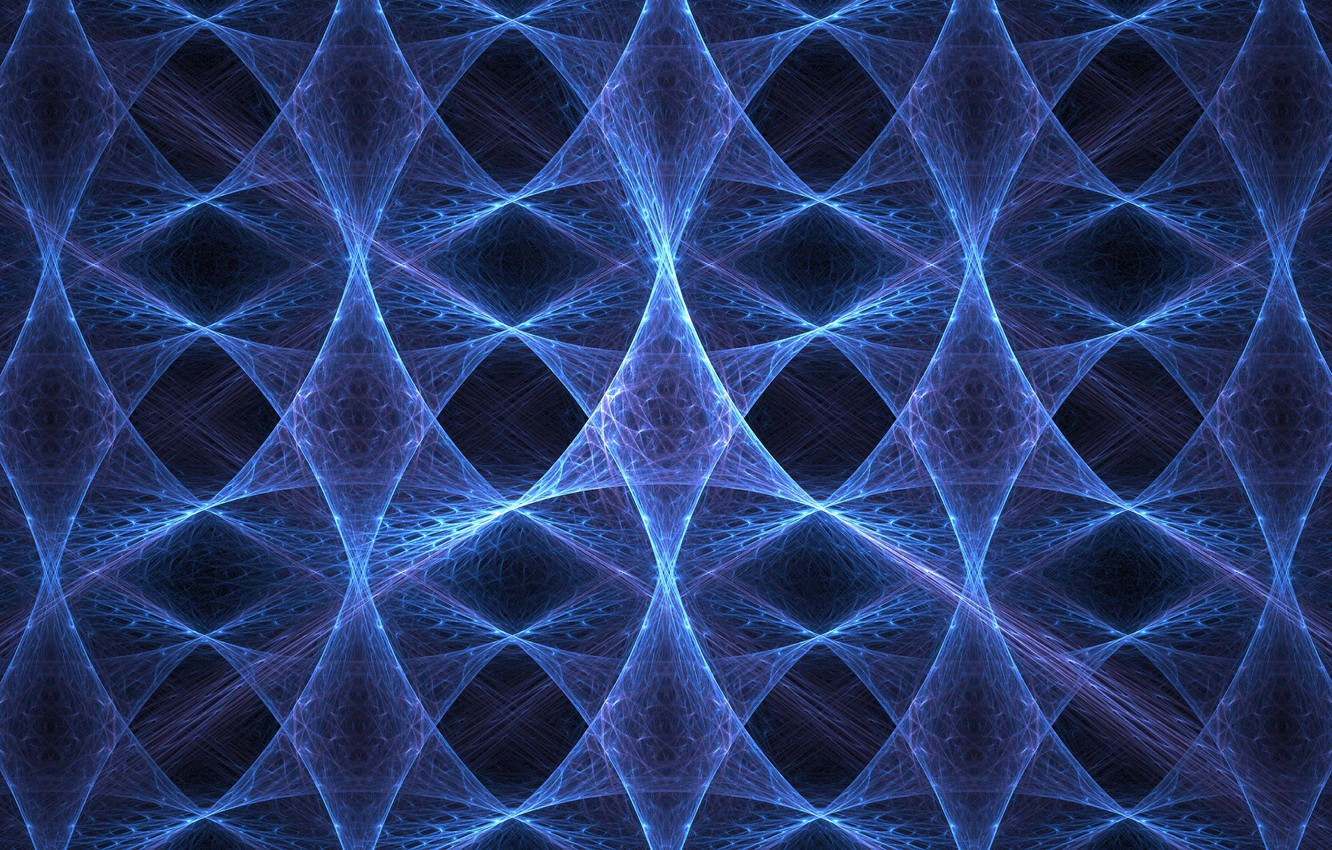 Photo wallpaper light, abstraction, color, fractal, the volume