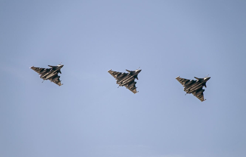 Photo wallpaper weapons, aircraft, Rafale M