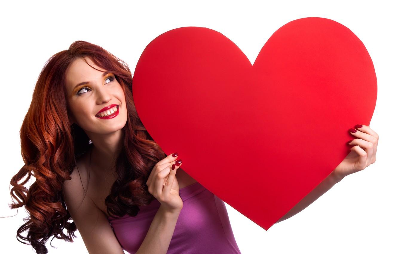 Sexy valentine card