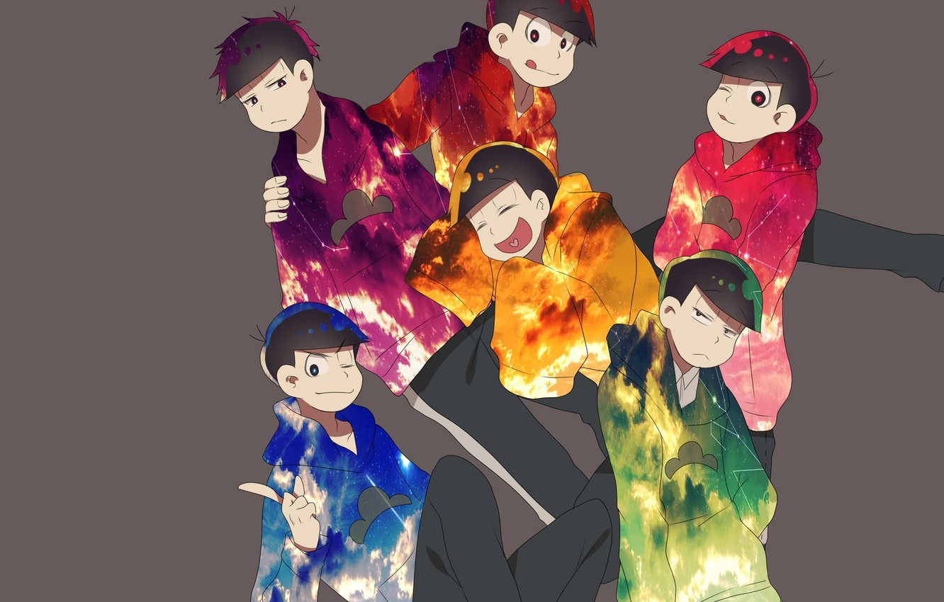 Wallpaper Anime Art Guys Osomatsu San Images For Desktop