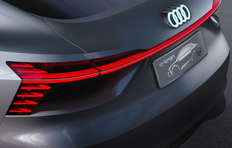 Photo wallpaper car, Audi, Audi Sportback Etron, Sportback Etro
