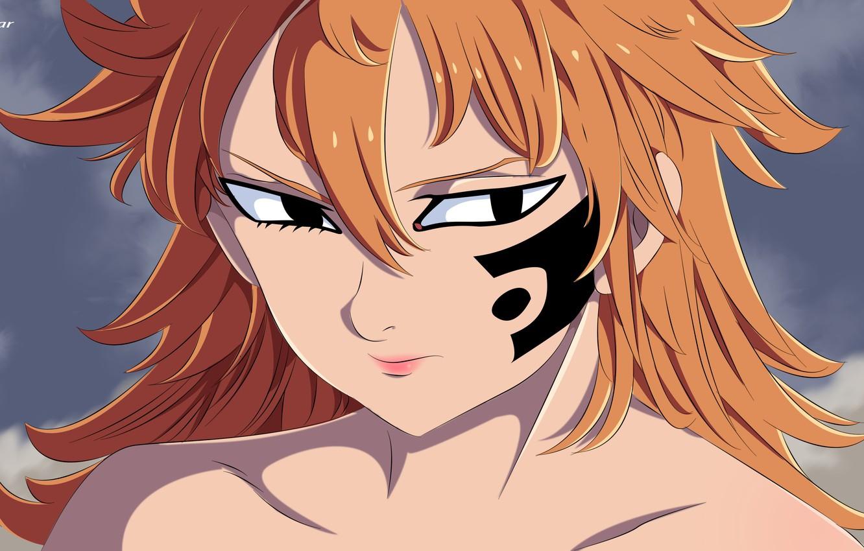 Photo wallpaper game, anime, manga, oriental, asiatic, Nanatsu no Taizai, japonese, Seven Deadly Sins