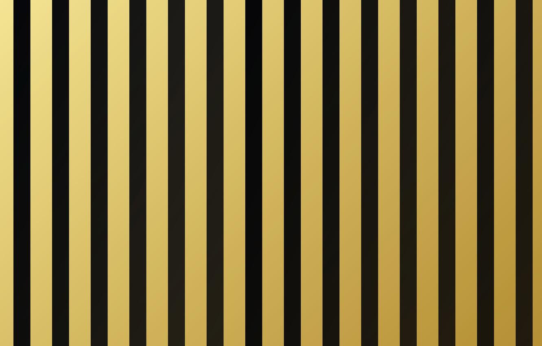 Photo wallpaper strip, gold, black, texture, golden, background