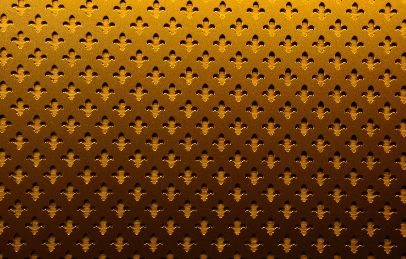 Photo wallpaper background, pattern, metal, plate, golden, gold, gold, metal, texture, background, pattern