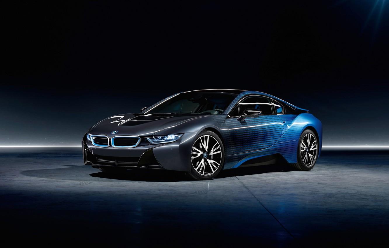 Photo wallpaper Auto, BMW, The concept, BMW I 8, BMW 8 ay