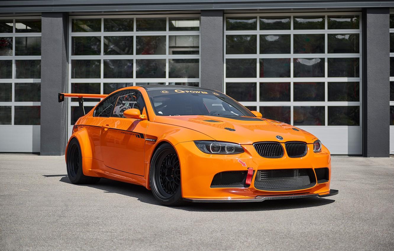 Photo wallpaper BMW, BMW, GT2, G-Power, E92