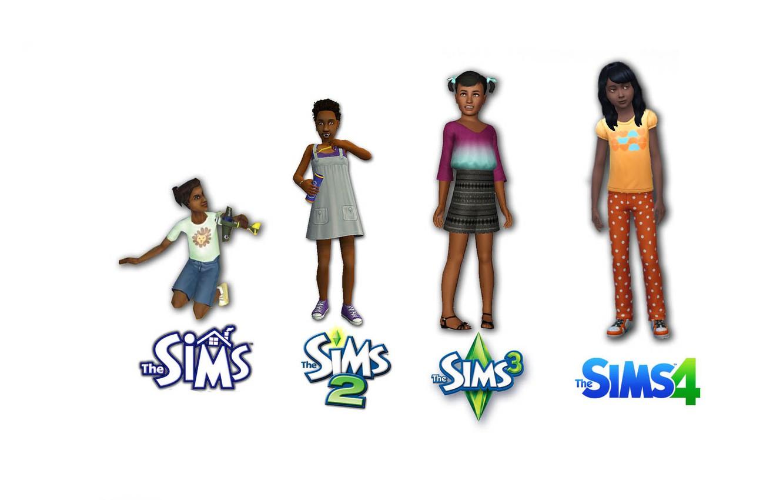 Wallpaper Girl Game Sims Sims 4 Images For Desktop