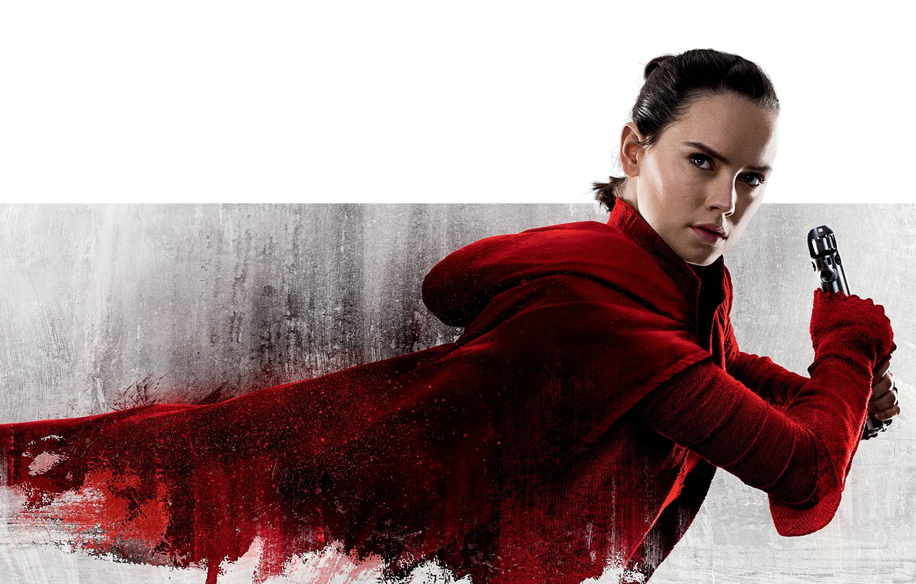 Wallpaper Fiction Brunette Beauty In Red Poster Rey Daisy
