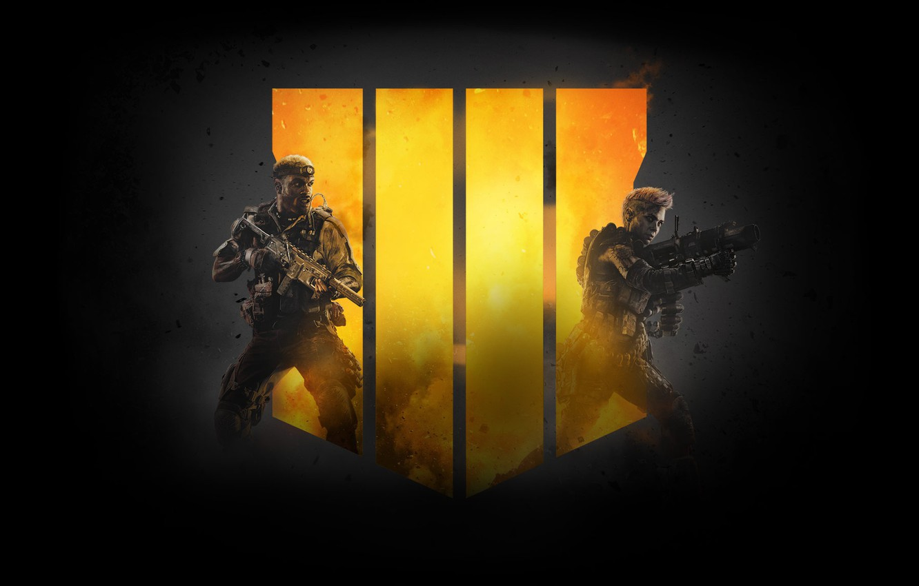 Wallpaper Call Of Duty Activision Treyarch Black Ops 4 Call Of