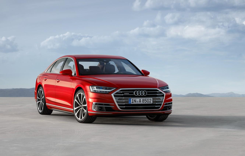 Photo wallpaper Audi, Audi, sedan