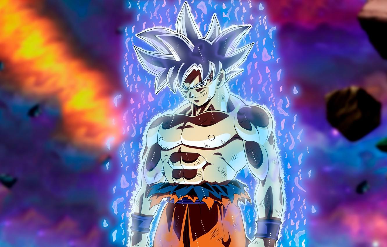 Wallpaper Ball Super Anime Ultra Instinct Goku Games Images For