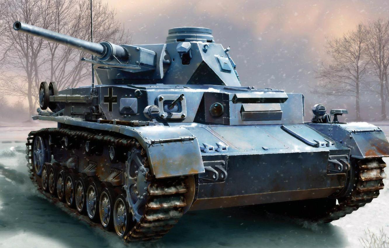 Panzer IV HD Wallpaper | Background Image | 1920x1080 | ID