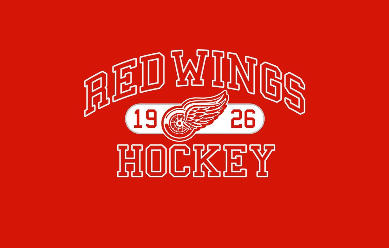 Wallpaper Sport Logo Background Logo Detroit Nhl Nhl Hockey