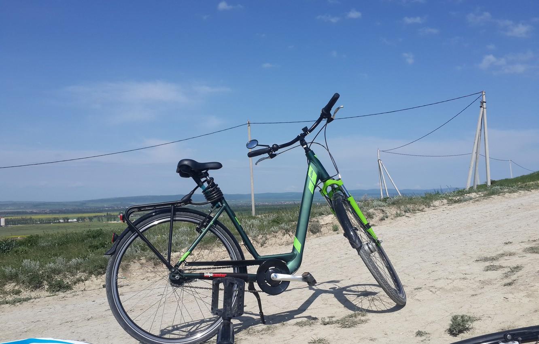 Photo wallpaper bike, KTM, Anapa, Cycling
