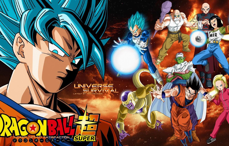 Wallpaper Dbs Game Alien Anime Asian Manga Powerful Dragon