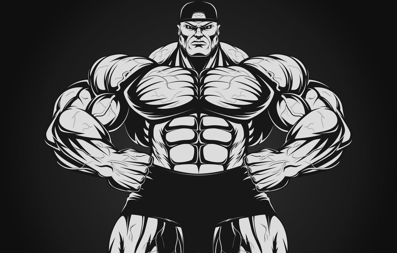 Wallpaper Pose Figure Art Muscle Muscle Muscles Press Athlete Bodybuilding Bodybuilder Abs Weight Bodybuilder Images For Desktop Section Raznoe Download